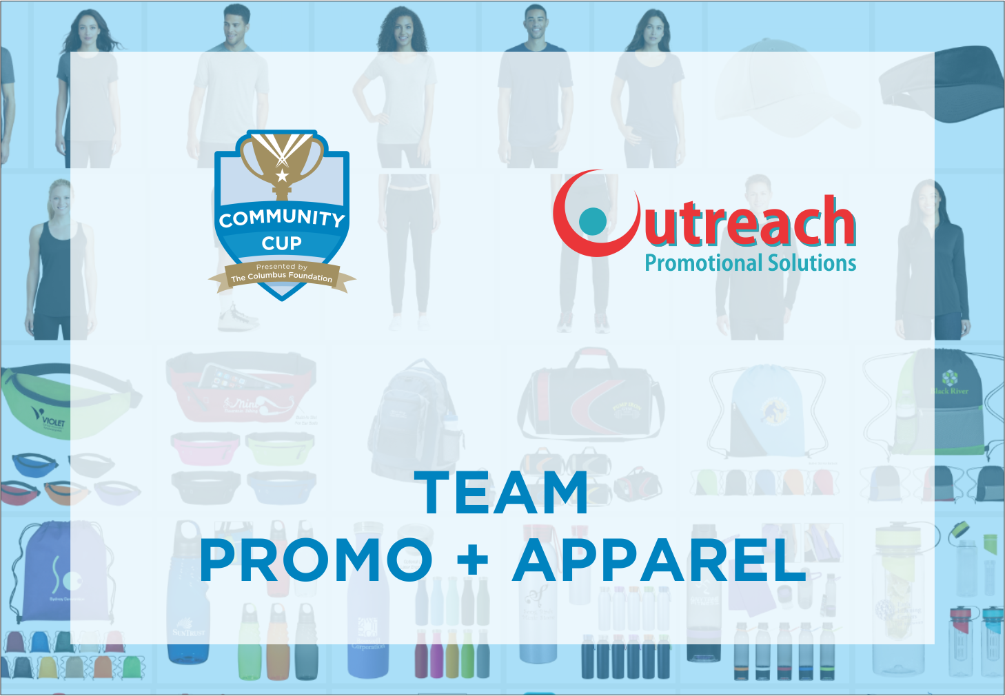 Team Promo Products And Apparel For The Community Cup