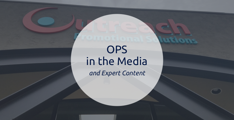 Outreach Promotional Solutions In The Media Columbus Ohio Marketing